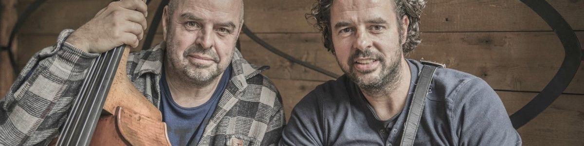 Dieter van Der Westen - Duo - Eric van der Westen Foto Paulus Aarts (Groot)